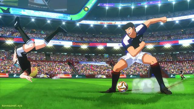 تحميل Captain Tsubasa: Rise of New Champions للكمبيوتر مجانا