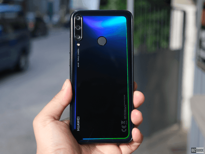 Deal: Huawei Y7p with punch-hole-screen and 48MP triple-cam is down to PHP 8,999