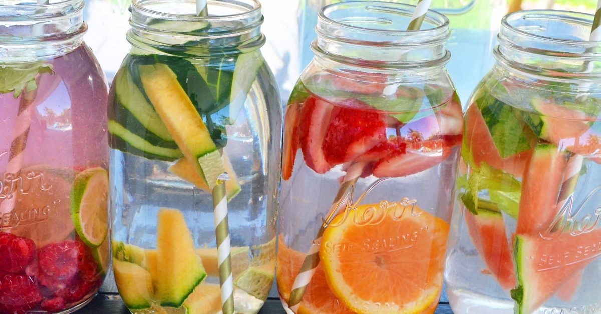17 Detox Water Recipes To Lose Weight Naturally