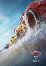 "Carátula del DVD: ""Cars 3"""