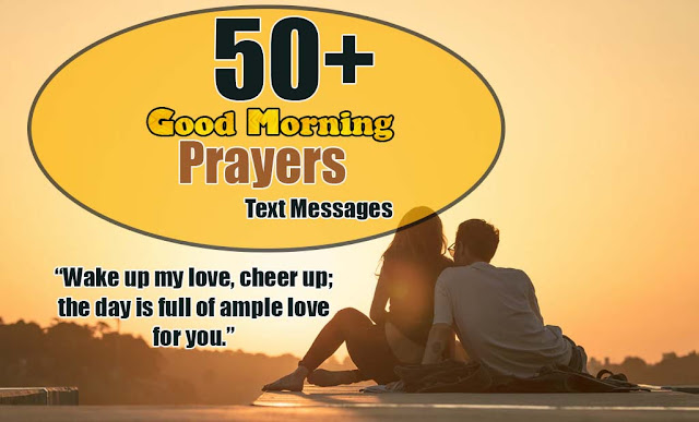 Good Morning Prayer for Husband and Wife