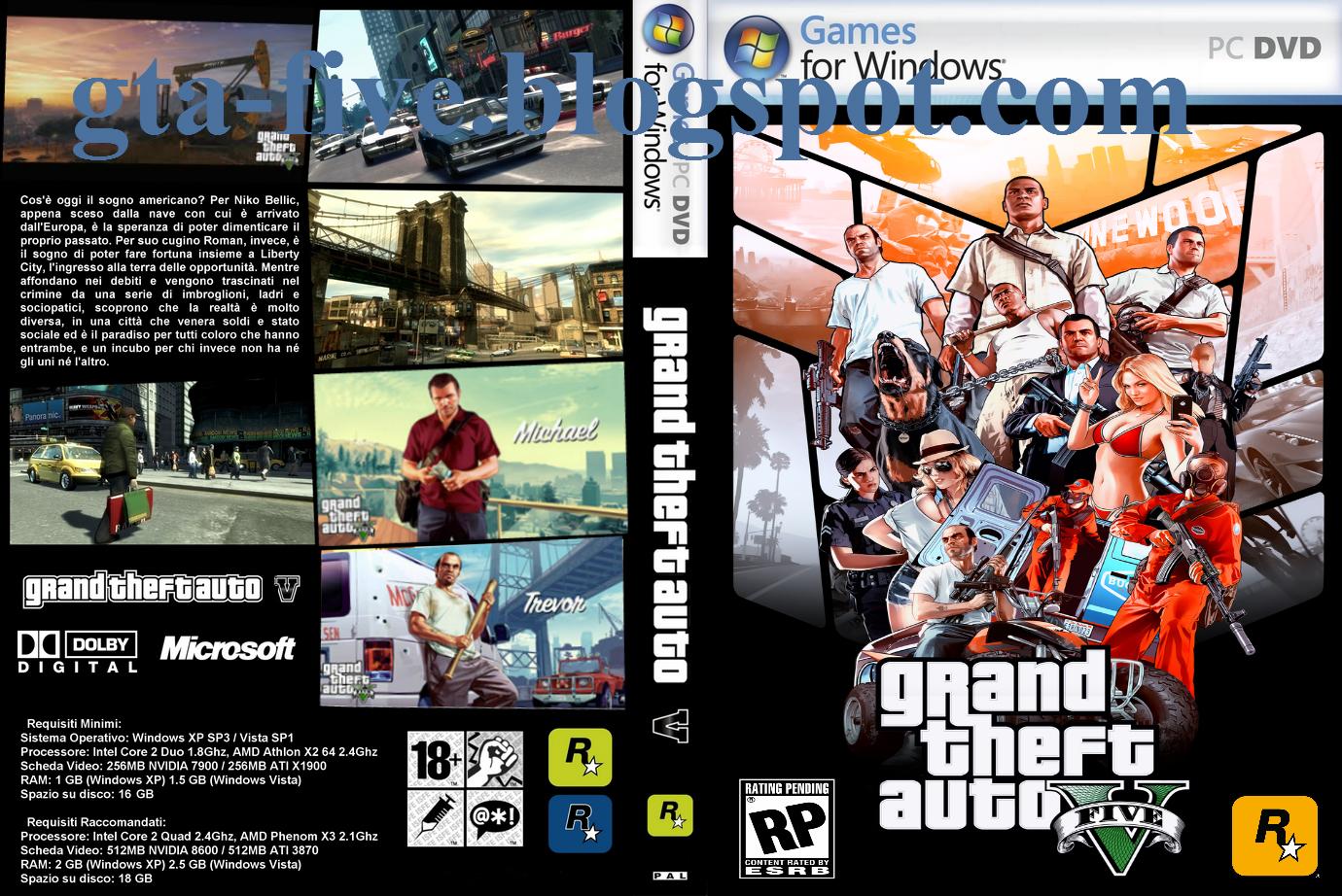 Gta 6 Cover: Download GTA 5 Full Version: Gta 5 Game Free Download Full