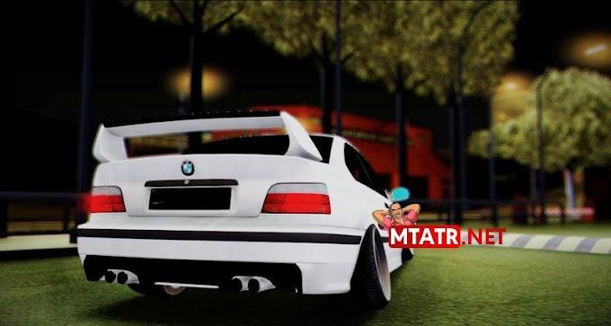 MTA SA BMW M3 E36 Camber