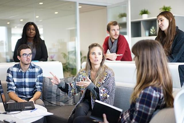 women led tech based team collaboration midtown dallas texas