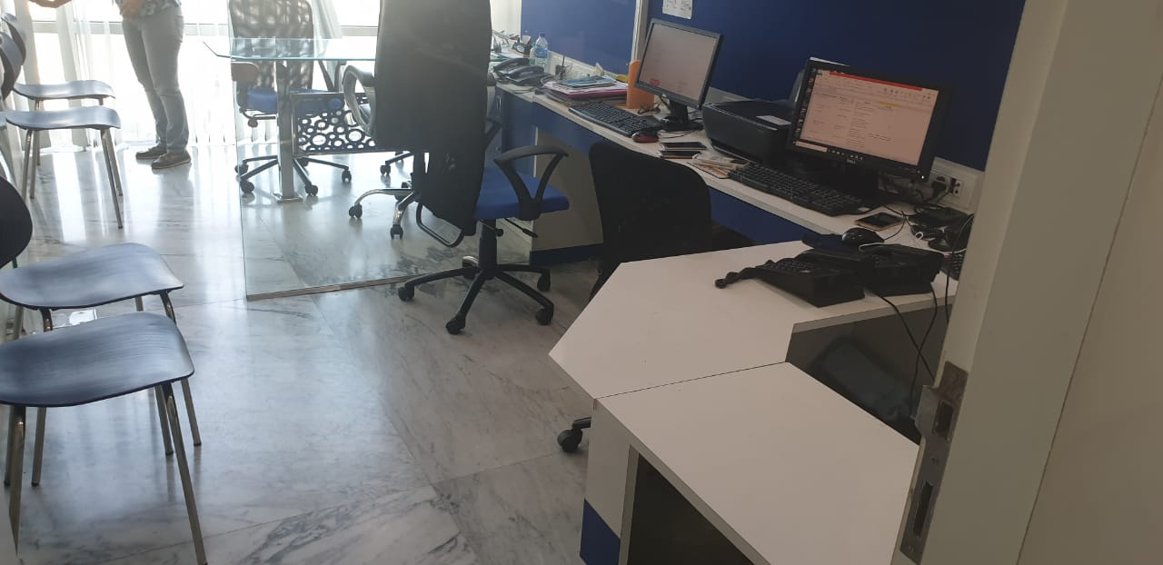 Small Office Space At Prime Location At Bkc Mumbai