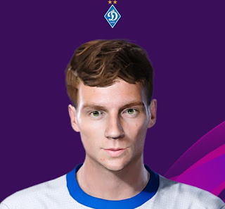 PES 2020 Faces Oleksandr Syrota by Korneev
