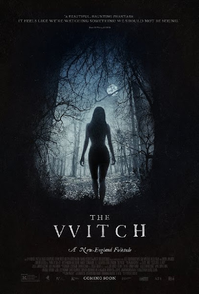 Poster Of The Witch 2015 720p BRRip Full Movie Download