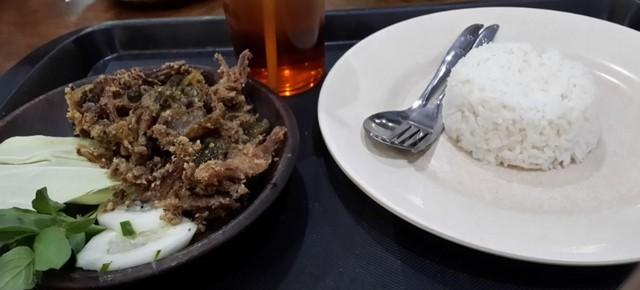 Bebek Remuk Bukit Mas Cito Surabaya