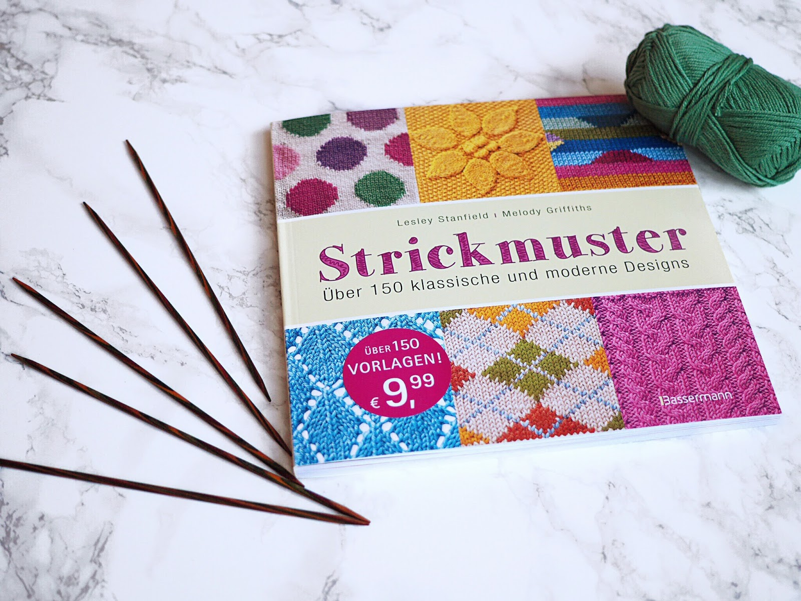 Strickmuster - Rezension