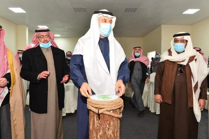 وزير البيئة والمياه والزراعة السعودي يشهد تدشين مشروع مركز خدمات المزارعين