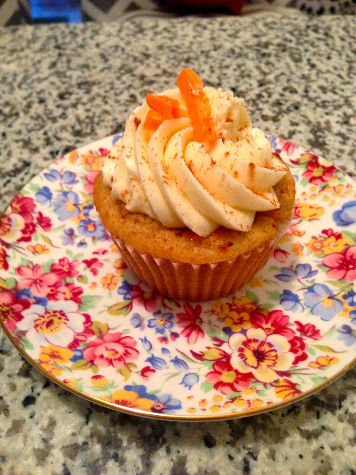 Cupcakes Amp Couture Carrot Cake Cupcakes
