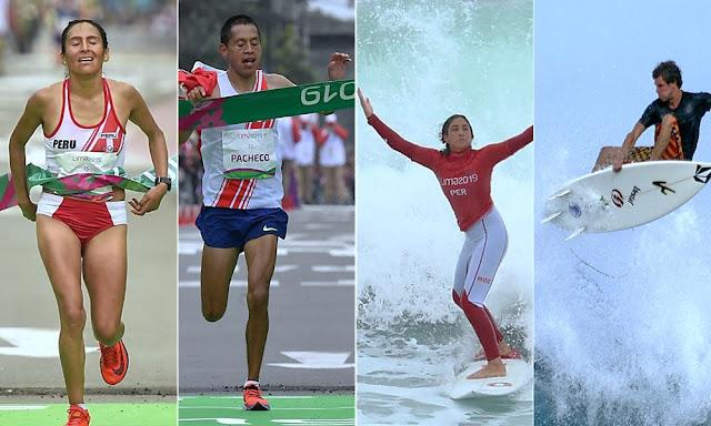 Tokio 2020: Estos son los atletas peruanos clasificados a los Juegos Olímpicos