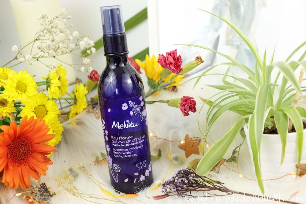 Eau florale de lavande officinale bio Melvita