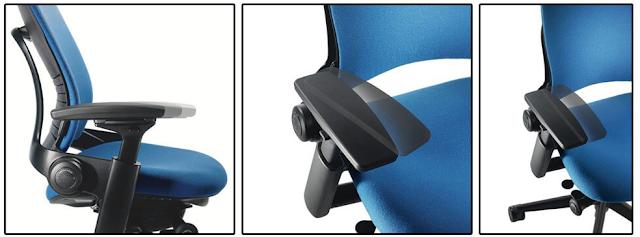 Armrest Adjustments