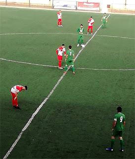 Fútbol Sitio Aranjuez