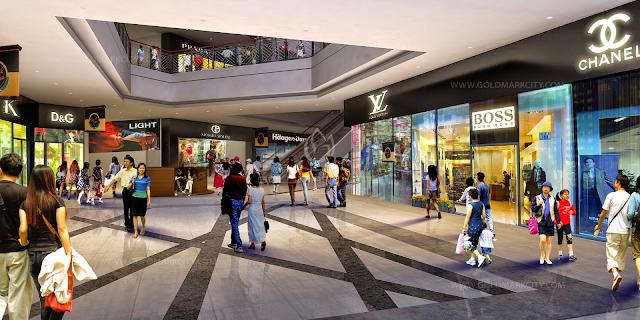 Trung tâm thương mại dự án thanh hà cienco 5