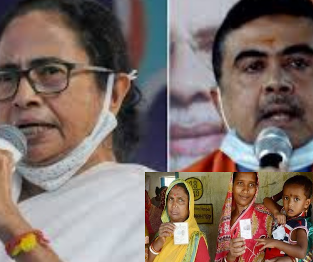 West Bengal Election 2021- 2 nd Phase Vote Nandigram and Others Assembly Constitutency