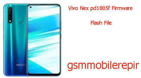 Vivo Nex Flashing
