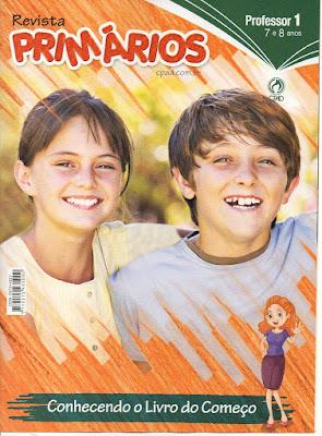 Primários - Revista 01