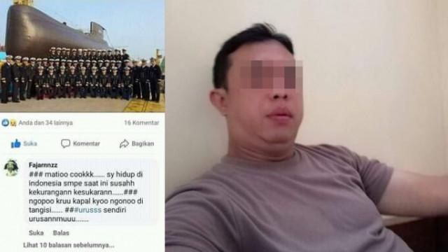 Wakapolda DIY Sebut Oknum Polisi Penghina Awak Kapal KRI 402 Depresi karena Belum Menikah