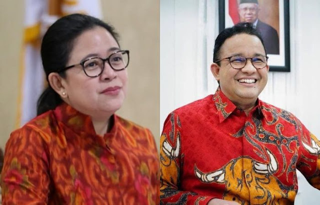 PDIP Singgung Duet Puan-Anies, Denny Siregar: Makin Hancur
