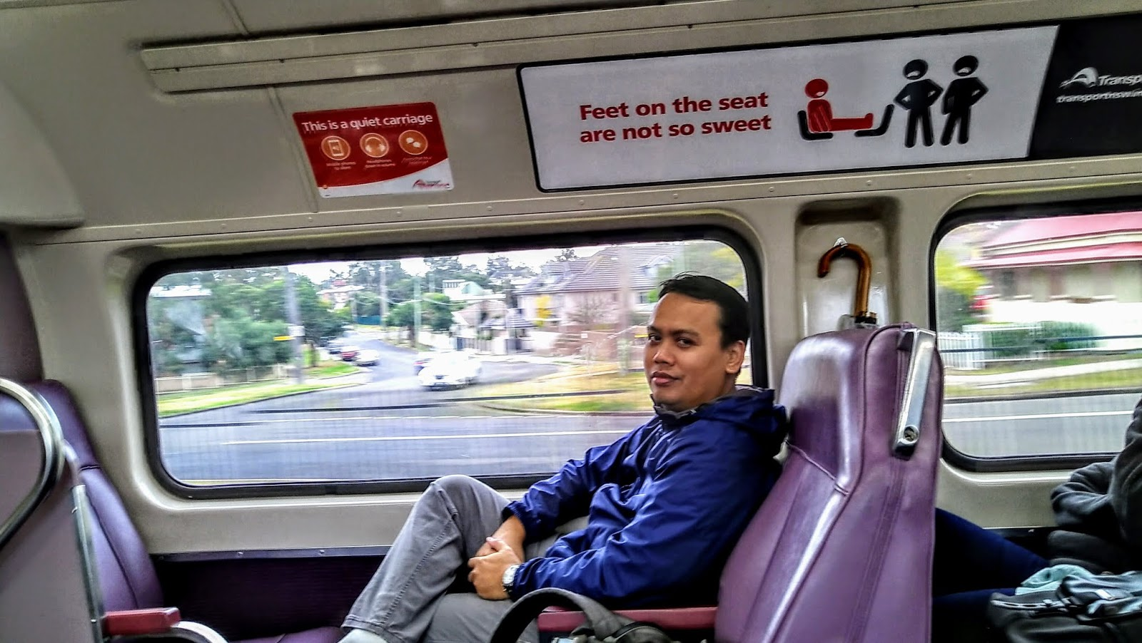 Kereta Antar Kota, MRT, Sydney, New South Wales, Australia, irfan-room.com