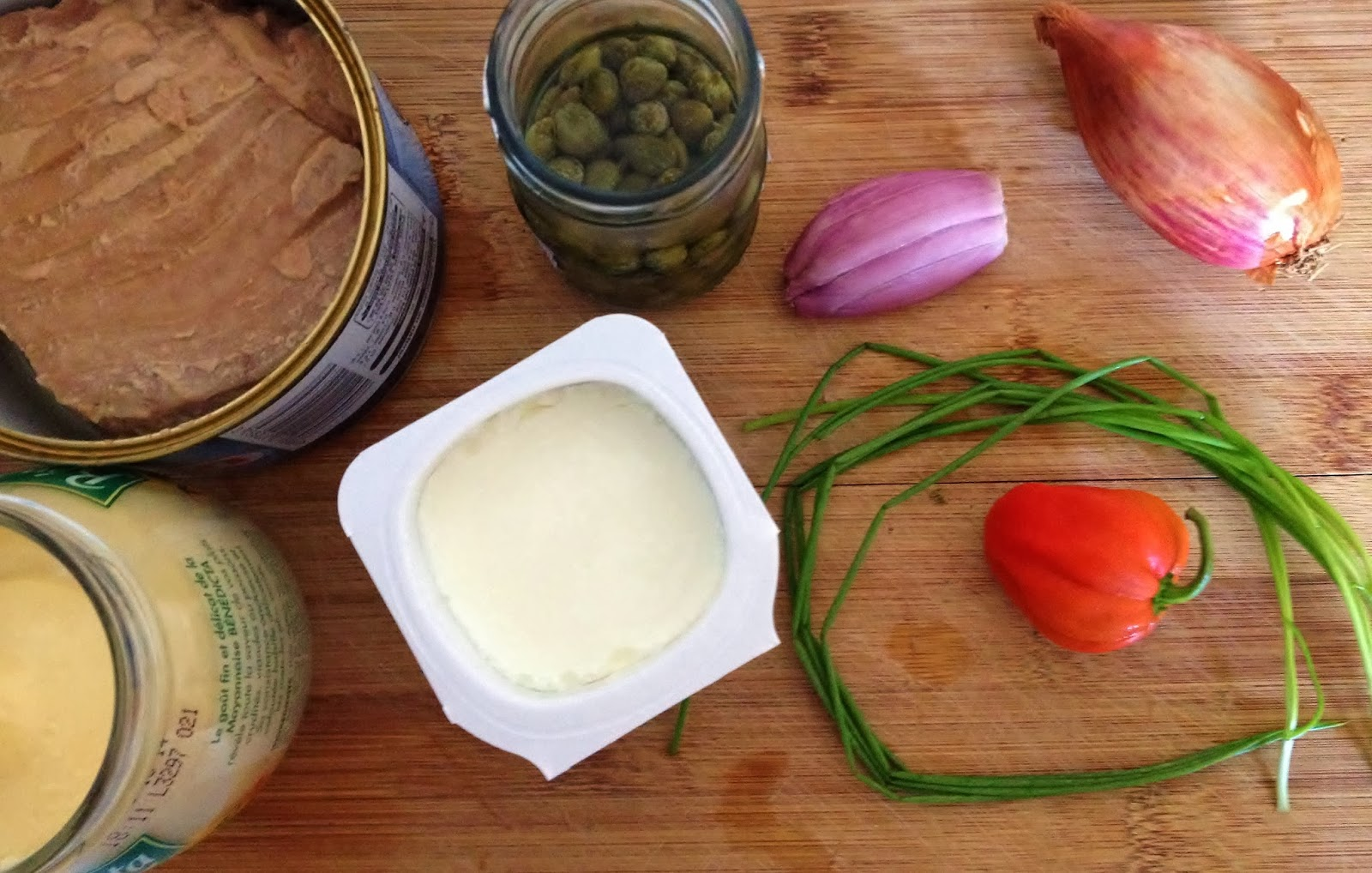 Sweet Kwisine, dip, sauce, thon mayonnaise, cuisine légère