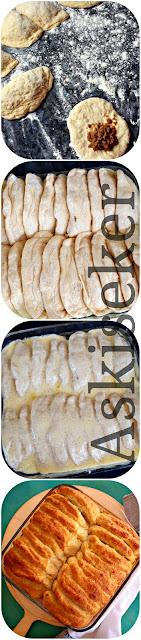 yöresel kolay videolu hamurişleri yemek tarifleri kıymalı börek pastane