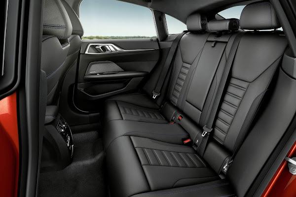 BMW Série 4 Grand Coupé 2022  - interior
