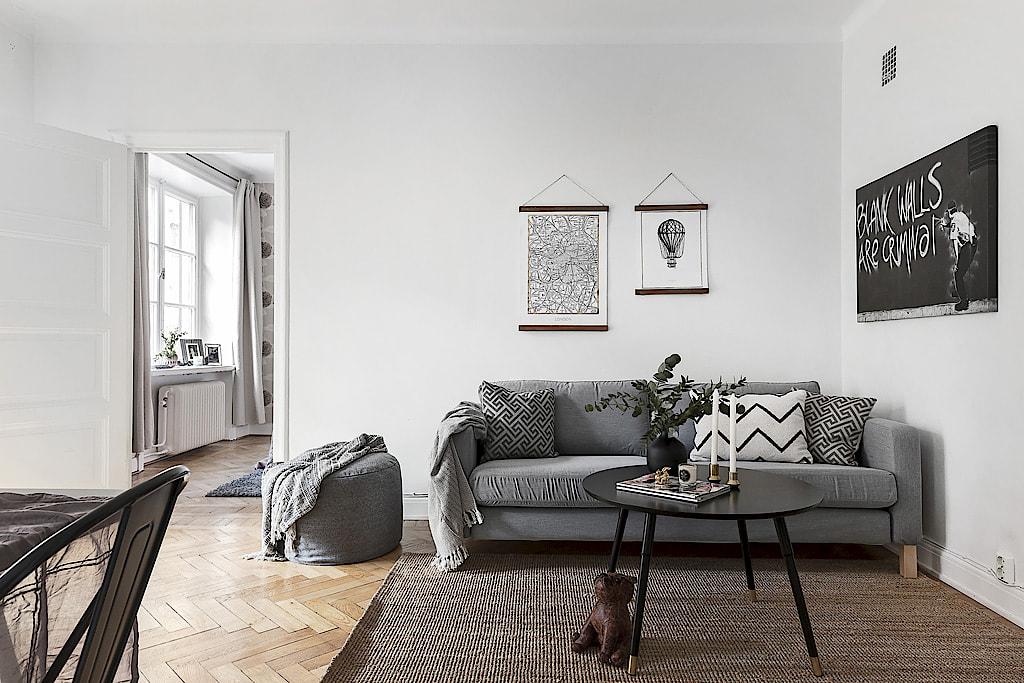 Interior design with 20's floors