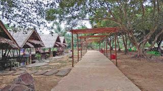 Jungkat Resort Tempat Bersantai dan Spot foto 9