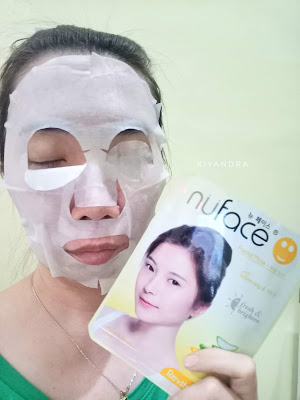 Nu Face Facial Mask Revitalizing