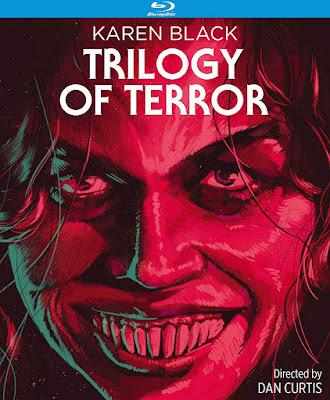 Trilogy Of Terror 1975 Blu Ray