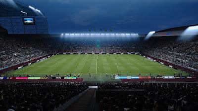 PES 2021 Stadium St. James' Park