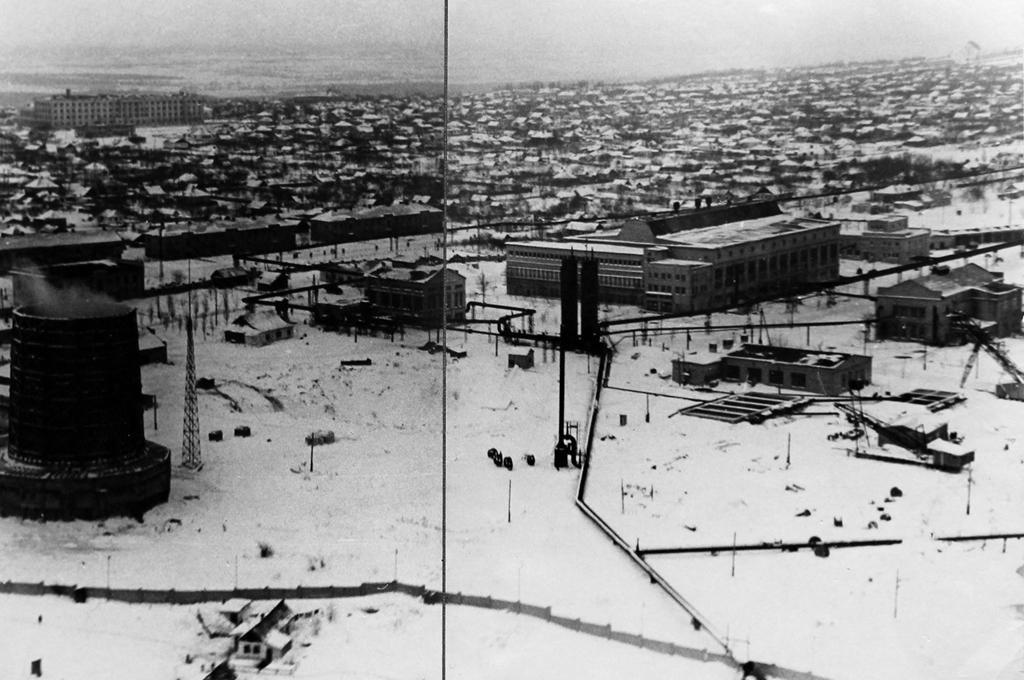 Подземгаз Лисичанск 1950-е