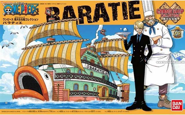 Download One Piece Arc Baratie Subtitle Indonesia