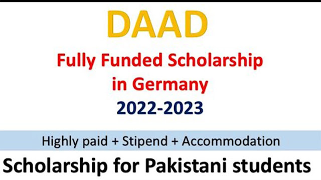 DAAD scholarship 2022 for international students in Germany