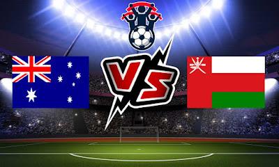 أستراليا و عمان بث مباشر
