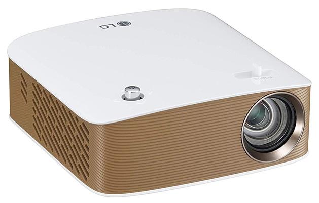 LG PH150G: Proyector portátil HD con autonomía de 2.5 horas