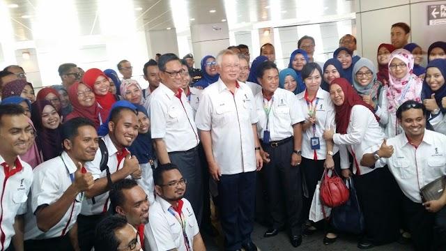 Najib Razak Rasmi Projek Penyambungan Jajaran LRT Kelana Jaya dan Ampang! #SPAD #Prasarana #LRT #RapidKL