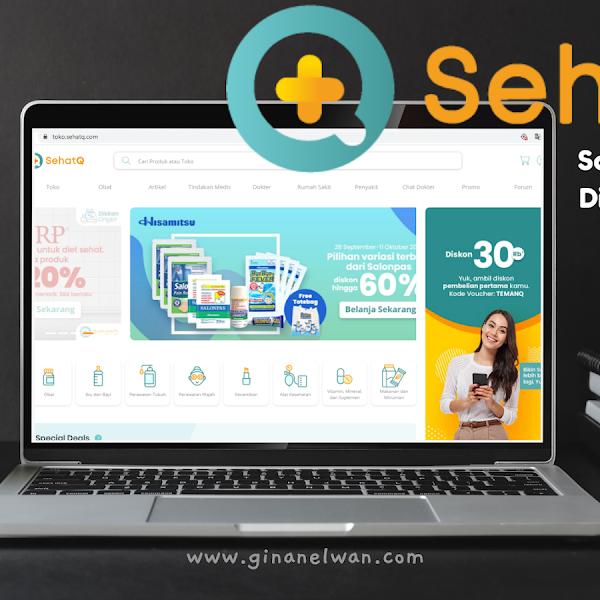 SehatQ.com Solusi Kesehatan Di Masa Pandemi