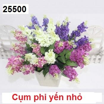 Phu kien hoa pha le o Bien Giang