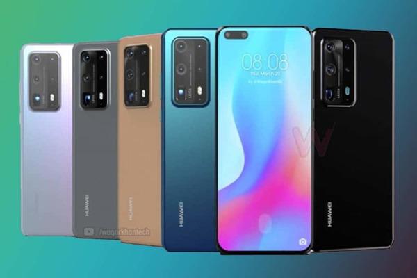 آخر المعلومات عن هاتف هواوي Huawei P40 الجديد