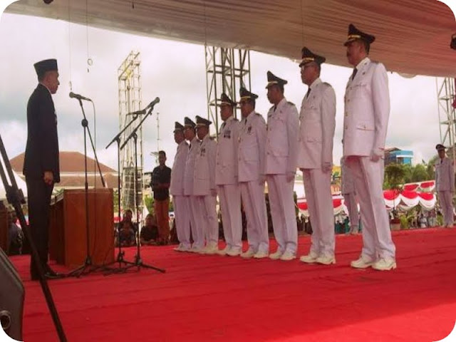 Richard Louhenapessy, Ramli Umasugi, Yasin Payapo dan Petrus Fatlolon Diminta Sejahterahkan Rakyat
