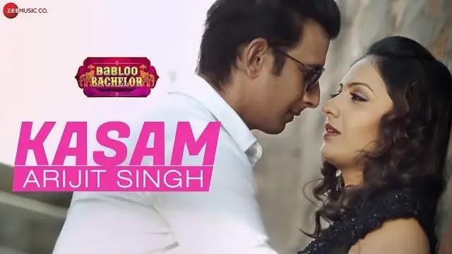 Kasam Arijit Singh Song Lyrics In Hindi & English