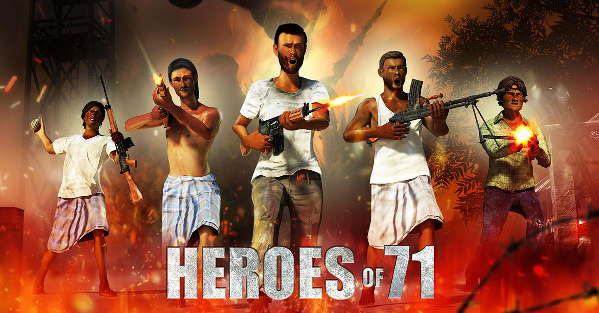 Heroes of 71 Apk Mod Unlock All