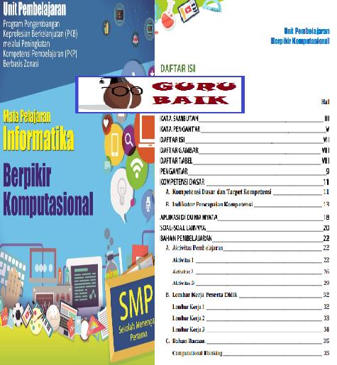 Download Modul PKP Guru Informatika SMP Edisi 2019/2020 Format Pdf