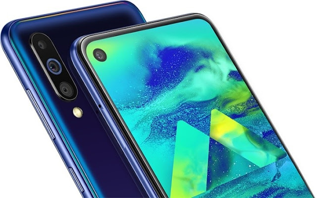 Samsung Galaxy M40 with Snapdragon 675, triple-cameras launched at Rs 19,990