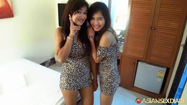 Asian Sex Diary - Dera and Friends (Thailand)