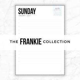 The Frankie Collection // Eliza Ellis